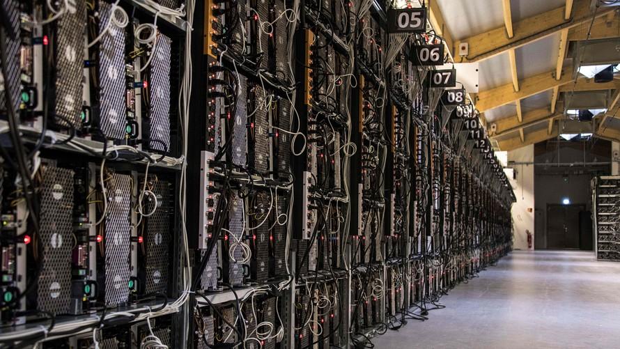 За последние две недели было отключено 600к биткоин-майнеров