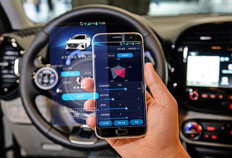 Hyundai задействует Blockchain в приложении электромобиля