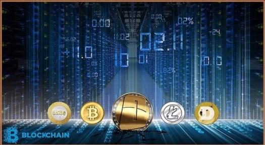 Блокчейн в світовій фінансовій системі
