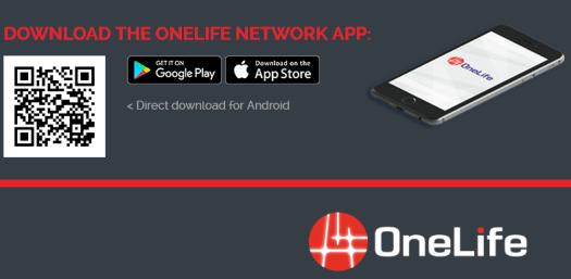 Мобільний додаток OneCoin