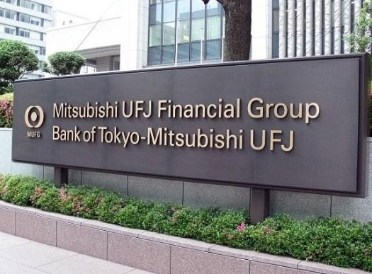 Внутрішня цифрова валюта банку Mitsubishi UFJ