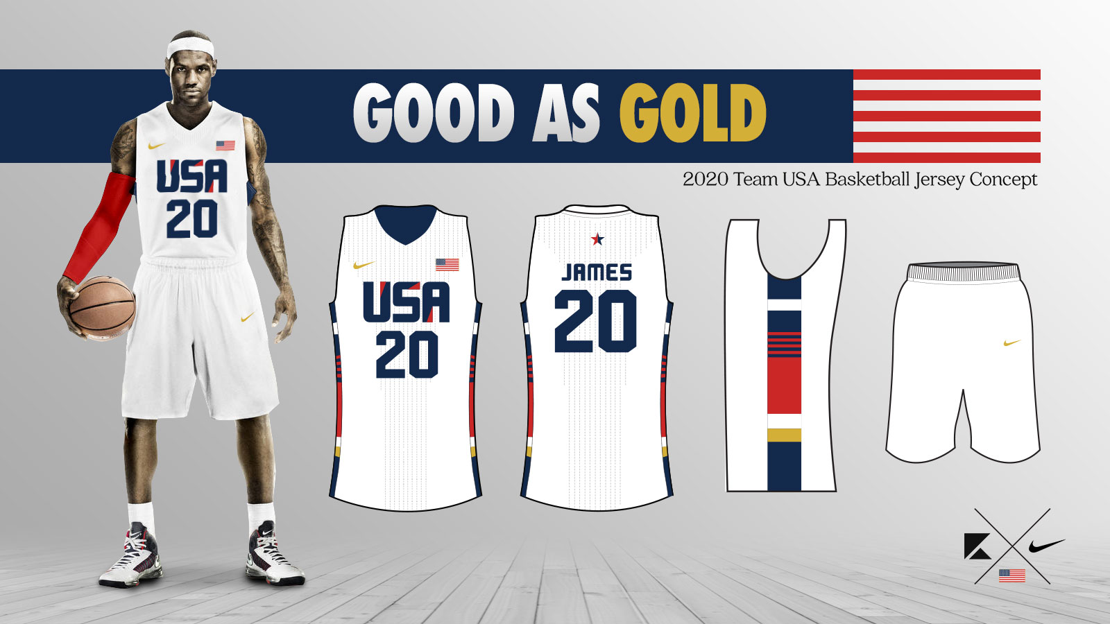 Team Usa Jersey Kris Martinez