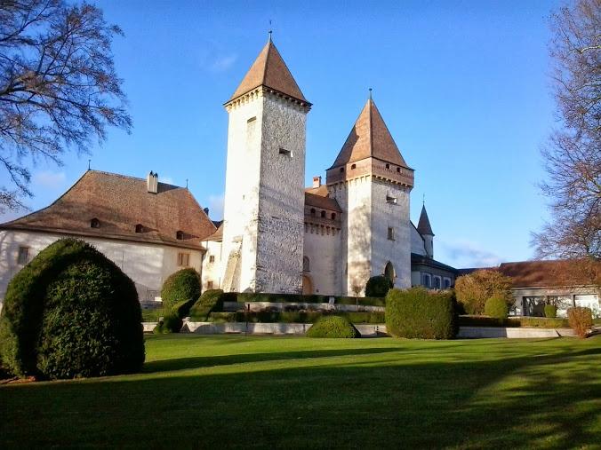 Château de La Sarraz