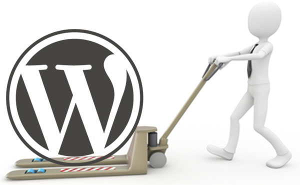 How to move  a multisite wordpress to a single side wordpress ?