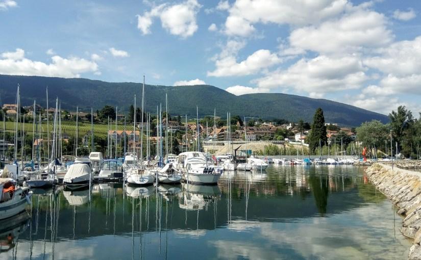 Saint Aubin Neuchâtel