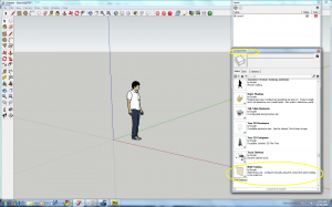 SketchUp-Dynamic-Components-wall-frame-selection