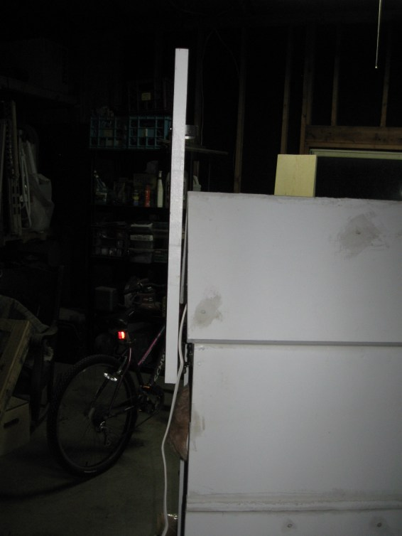 Backdoor Fully Opens due to hinge style