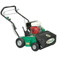 Lawn Care: Overseeder - How To Use an Over Seeding Machine