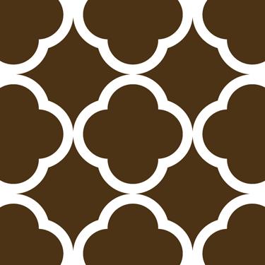 quatrefoil stencil