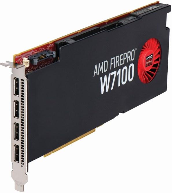AMD FirePro 7100