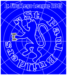 JR FIRST LEGO LEAGUE TEAM LOGO 1