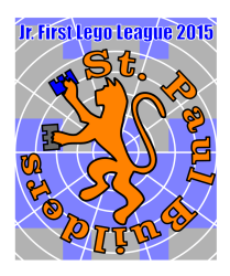JR FIRST LEGO LEAGUE TEAM LOGO 2