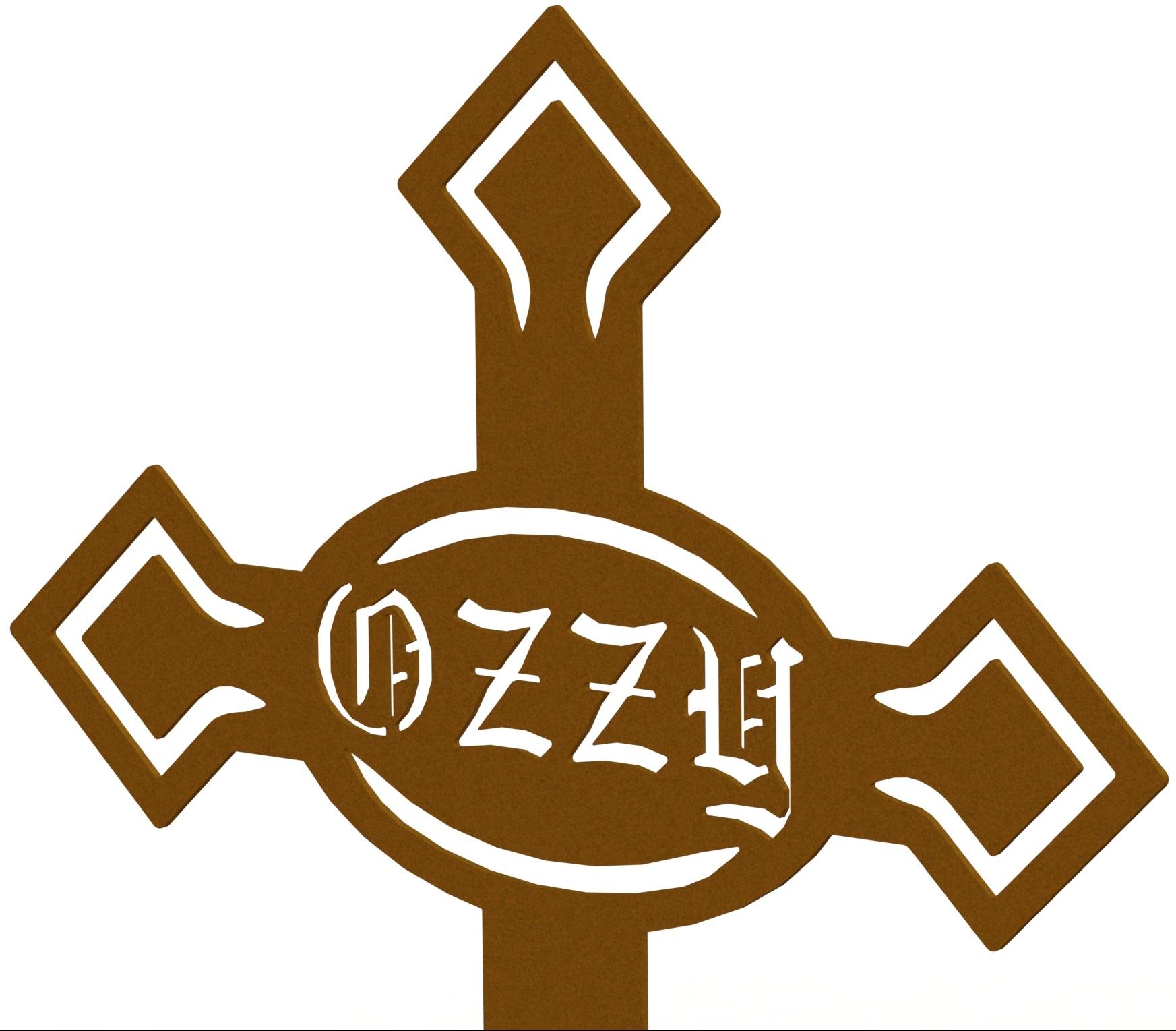 Ozzy Dog Grave Marker - RENDER CLOSEUP