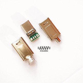 Type-C 2.0 Connector (Device only)