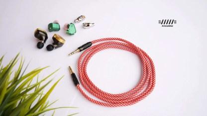 Custom 3.5 TRS Jack audio cable