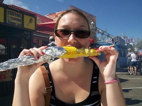 Grilled Corn B