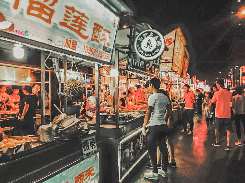 Xingshun International Tourist Night Market