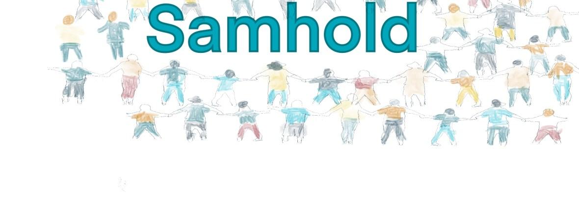 Samhold. Sosial nettverksstøtte. Klinikk for krisepsykologi. Psykologsenter Bergen. Psykologfellesskap. Kriseberedskap, krisehåndtering, kriseledelse, krise, krisesenter, traumeterapi, traumepsykologi, traumebehandling, traumer, traumesymptomer, kurs, veiledning, undervisning, beredskap, beredskapsledelse, beredskapsavtale bedrift, debriefing, kollegastøtte, kollegastøtteordning, sakkyndig arbeid, spesialisterklæring, individualterapi, gruppeterapi, parterapi, komplisert sorg, sorgterapi. Etterlatte, død, dødsfall, sosial nettverksstøtte. Sorgprosess. Sorgreaksjoner. Takle bearbeide sorg. Illustrasjon.