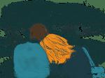 Klinikk for krisepsykologi. Psykologsenter Bergen. Psykologfellesskap. Kriseberedskap, krisehåndtering, kriseledelse, krise, krisesenter, traumeterapi, traumepsykologi, traumebehandling, traumer, traumesymptomer, kurs, veiledning, undervisning, beredskap, beredskapsledelse, beredskapsavtale bedrift, debriefing, kollegastøtte, kollegastøtteordning, sakkyndig arbeid, spesialisterklæring, individualterapi, gruppeterapi, parterapi, komplisert sorg, sorgterapi. Etterlatte, død, dødsfall, sosial nettverksstøtte. Sorgprosess. Takle bearbeide sorg. Illustrasjon.