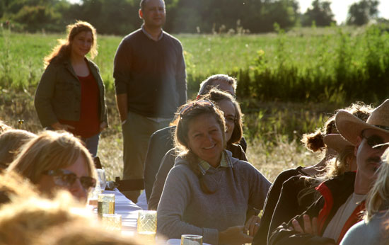 Tour de Farm :: Axdahl Dinner