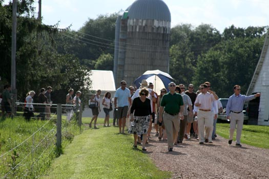 Tour de Farm :: Cedar Summit Farm