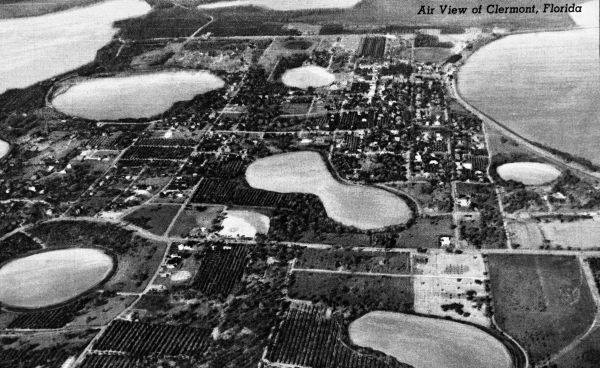 Clermont History – Historic Downtown Clermont