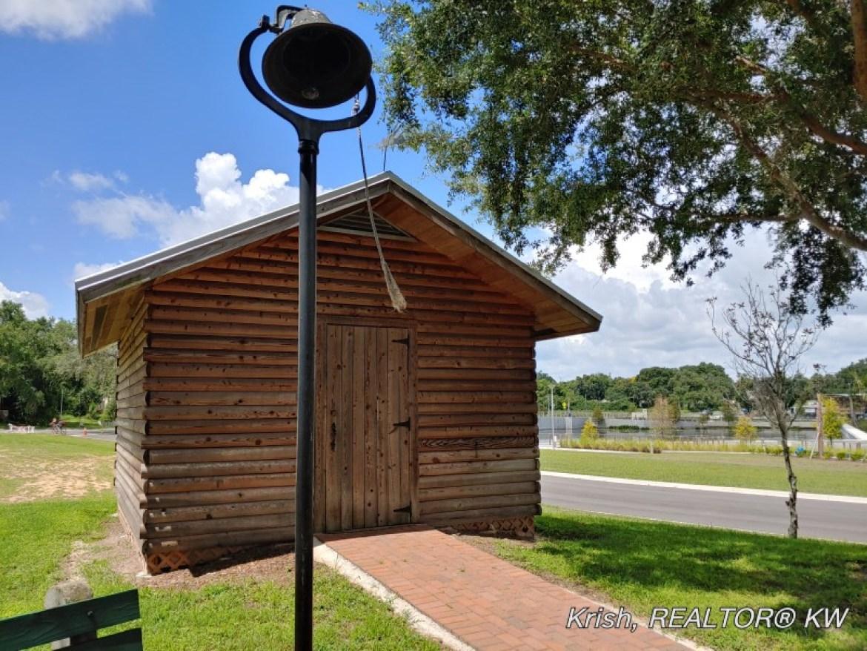 The Herring Hooks Schoolhouse