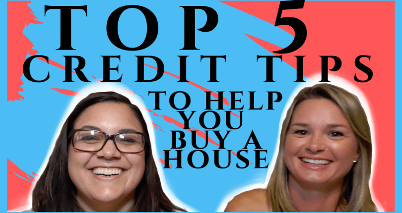 Tips for Good Credit | Top 5 Tips