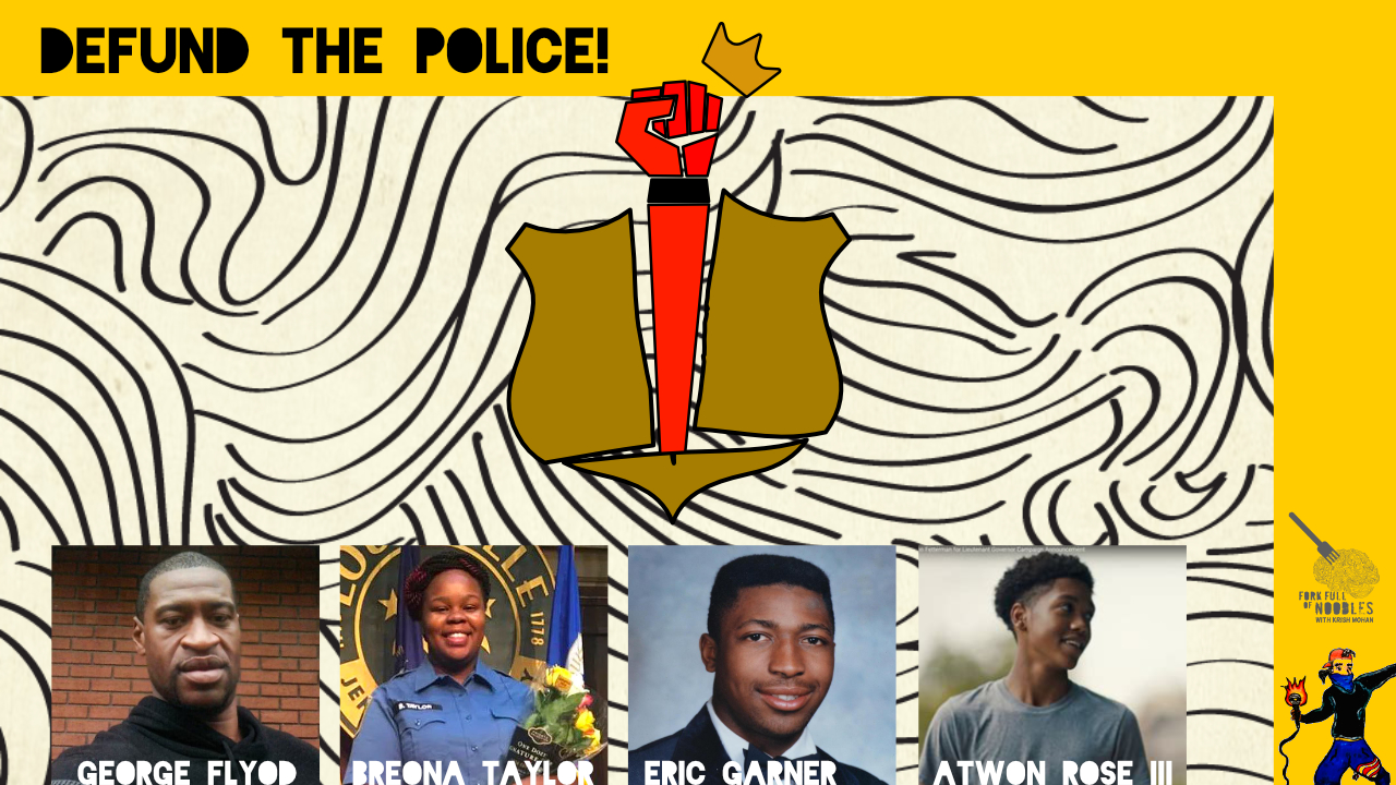 Defunding The Police Mean More Community Driven Programs [FFON 210]