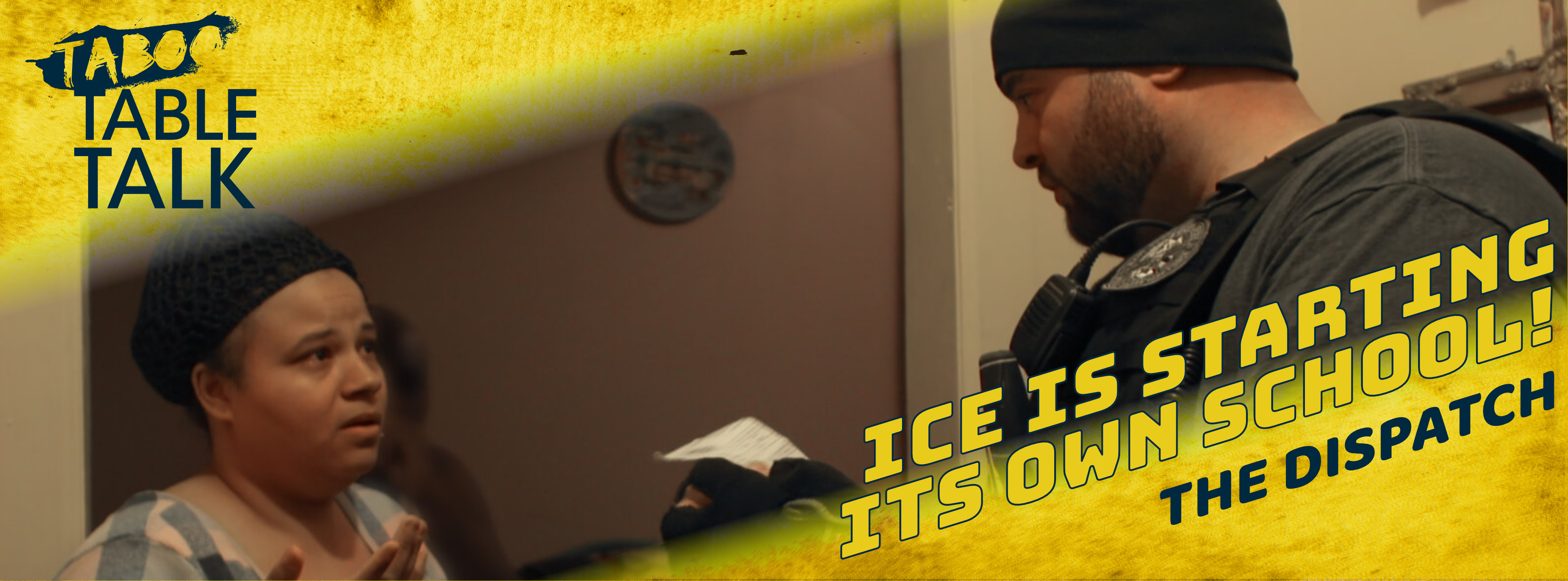 ICE Wants To Start A Citizen Academy To Arrest Immigrants! [The Dispatch]