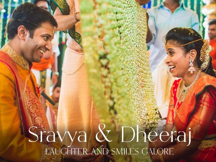 Sravya + Dheeraj | Telugu Wedding in Hyderabad