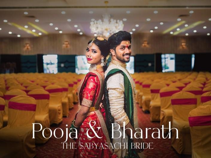 Pooja + Bharath | Telugu Sabyasachi Bride