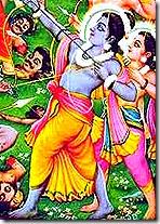 Lakshmana always by Rama's side