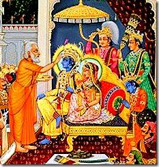 Rama's triumphant return