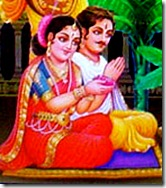 Devotees of Lord Vishnu