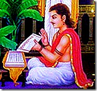 A brahmana must be pure