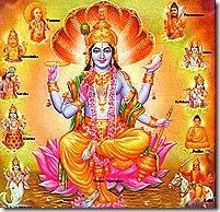 Avataras of Lord Vishnu