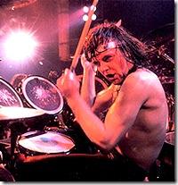 Metallica drummer Lars Ulrich