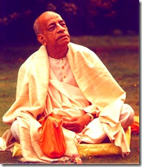 Shrila Prabhupada - one of the greatest spiritual teachers