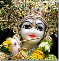 Lord Krishna deity
