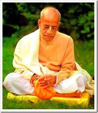 Shrila Prabhupada - an ideal brahmana and leader
