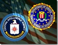 CIA and FBI