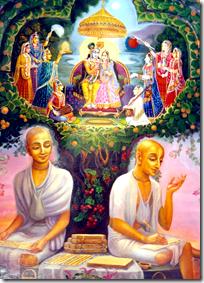 Rupa and Sanatana Gosvamis