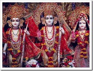 Sita, Rama, Lakshmana