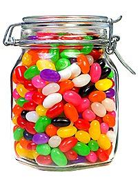 jar of jellybeans