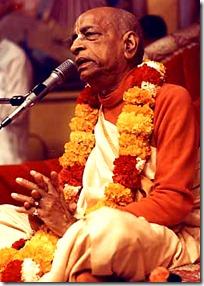 Prabhupada teaching