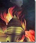 Lanka burning