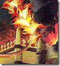 Lanka on fire