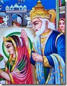 King Janaka and his daughter Sita