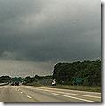 Dark raincloud